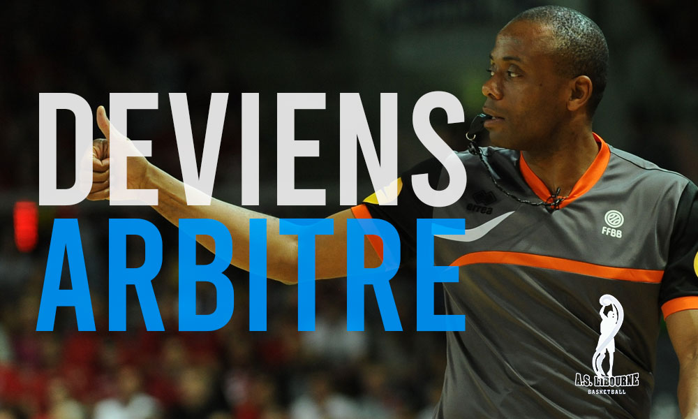 formation arbitre libourne basket