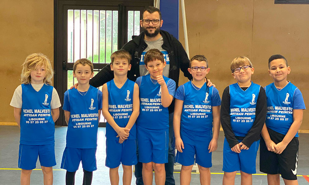 U9M mini-poussins libourne